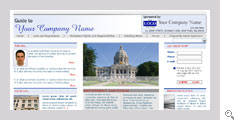 Multisoltech Law Firm Web Design Example